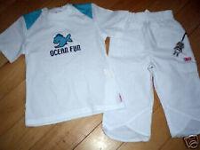 Sigikid tolles Sommer Set T-Shirt Caprihose Gr. 116