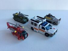 TRANSFORMERS POWER CORE COMBINERS STAKEOUT with PROTECTOBOTS, PCC 2010