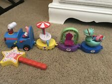 Peppa The pig Toy Train