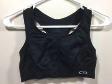 Ladies black Champion sports bra size medium