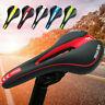 MTB Bike Cycle Saddle Road Mountain Gel Pad Sports Soft Cushion Seat Neu