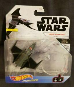 Hot Wheels Starships - Star Wars The Bad Batch  Havoc Marauder