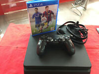 Sony PlayStation 4 Slim 500GB Black Console 1x Controller and 1x Game Bundle