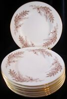 Minton Bedford Bone China Salad Plates - Set of 8 - 7.5 Inch - S669