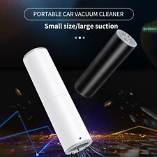 Portable Car VACUUM CLEANER 120W High Power Handheld Cylinder Dust Cleaner Dry