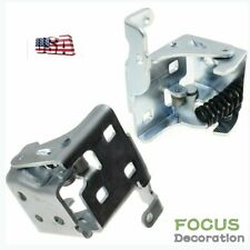Door Hinge For 2007-2013 GMC Sierra 1500 Set of 2 Front Left and Right Lower