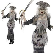 Ghost Ship Ghoulina Size Med 12 - 14 Ladies Halloween Costume