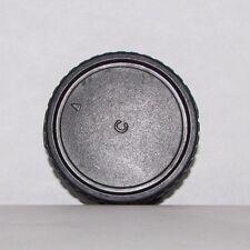 Rear Lens Cap for Canon FD lenses vivitar B12001/02