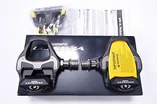 """All NEW Shimano Ultegra PD-6800 Carbon SPD-SL Pedals Set = Clipless 9/16"""" Cleats"""