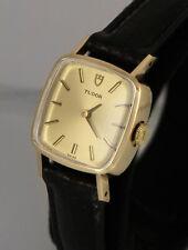 9k SOLID GOLD Rolex Tudor Ladies Watch, 17 Rubies, 9ct, 1 Year Warranty (1208)