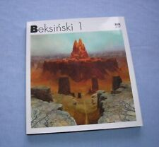 Zdzislaw Beksinski 1 English-Polish Album Painting Zdzisław Beksiński