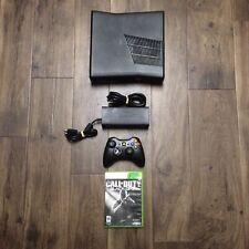 Microsoft Xbox 360 Slim 320 Gb Gta 5 Black Ops 2 Bundle