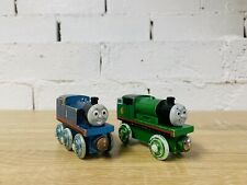 Celebrating 60 Years Thomas & Percy The Tank & Friends Wooden Railway Trains