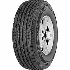 P255/70R18 Michelin LTX M/S2 (black side wall) *take off tires*