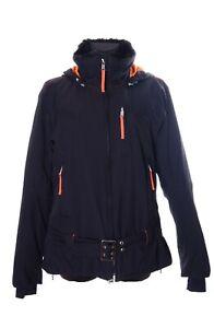 Women's ROSSIGNOL JC DE CASTELBAJAC Black GORE-TEX Ski Jacket Size M / L