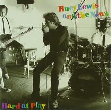 CD - Huey Lewis And The News - Hard At Play - A445