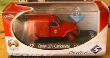 Citroën 2cv Camionnette 1951 Pompiers Solido