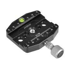 Andoer Camera Quick Release Plate Clamp for Tripod Monopod Ball Head Arca Swiss