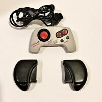 Authentic OEM Nintendo NES Max Controller NES-027 Turbo & NES Power grips