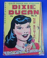 DIXIE DUGAN #12 GOLDEN AGE COMIC BOOK 1949 ~ VG
