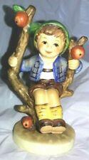 Hummel Goebel W Germany /Boy In Apple Tree Figurine 1423/0 1972-79