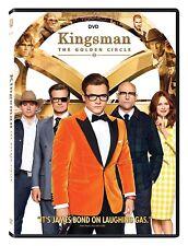 Kingsman: The Golden Circle NEW (DVD 2017)*Action*