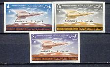 Raumfahrt - Jemen - 165-167 B ** MNH 1965