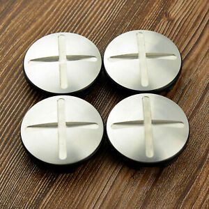 4pcs 54mm/49mm Cross Screw Wheel Center Cap For FX37 M45 Q70 Leaf #40342-AU510