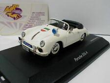 """Schuco 02566 - Porsche 356 A Cabrio """" Polizei Nordrhein-Westfalen """" 1:43 Lim.Ed."""
