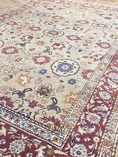 Antique,Handmade,Turkish Rug,Wool&cotton