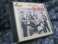 """THE VENTURES CD """"WALK-DON'T RUN-THE BEST OF THE VENTURES"""" RARE 1990 EMI RECORDS"""