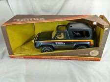 "Tonka Big Duke and His Mighty Roughneck Pickup #3800 20"" Bronco w/ Box 1979"