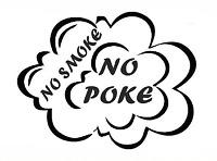 Many Sizes /& Colour Turbo Diesel Agri Decal No Smoke No Poke Tall Sticker
