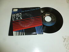 "THE STANLEY CLARKE BAND - Born in The USA  1985 Dutch 2-track 7"" Juke Box Single"
