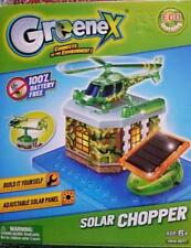 GREENEX SOLAR CHOPPER BUILT IT YOURSELF BATTERY FREE CONNECTS TO THE ENVIRONMENT