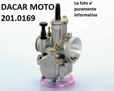 201.0169 CARBURADOR D.30 POLINI ITALJET : DRAGSTER 50 LC