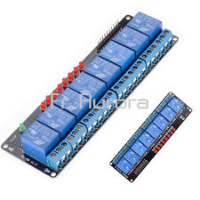 8 Channel 5V Relay Module Shield For Arduino Uno Meage 2560 1280 ARM AVR PIC DSP