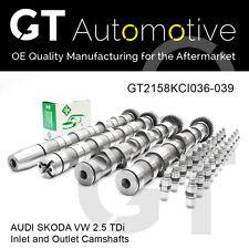 AUDI SKODA VW KIT: 2.5 TDi 059109021BP, 059109021BQ, 059109022BD, 059109022BC