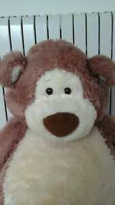 ALFIE Huge Teddy Bear By Gund - Immaculate Condition!