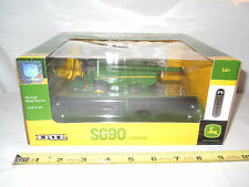 John Deere S690 Combine With Duals  #3 Authentics  1/64th Scale