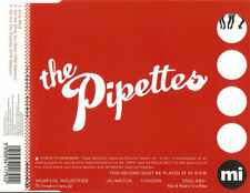 The Pipettes - Dirty Mind - 3 Track Single - 2005 Memphis Industries - MI053CDS
