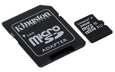 Kingston Canvas Select MicroSDHC 32 Go Class 10 Carte Mémoire avec SD Adaptateur (SDCS/32GB)