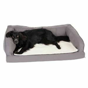 Orthopaedic Dog Bed Memory Foam Support Bones Washable Cover Non-Slip Quality