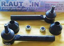 FIAT UNO 1982= 1992 TESTINE SCATOLA GUIDA