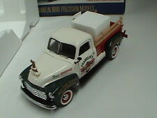 FRANKLIN MINT YEAR 2000 CHIRSTMAS EDITION 1950 GMC PICK UP TRUCK 1:24 SCALE