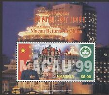 NAMIBIA - Ritorno di Macao alla Cina (III)