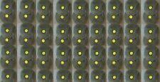 62 Lote JFJ Easy Pro 3m 600 granos Negro áspero PAPEL DE LIJA