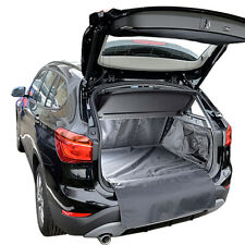 BMW X1 Cargo Liner Trunk Mat Dog Guard - Custom-fit - 2016 to 2020 (256)