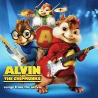 Alvin and The Chipmunks - Songs from the Movie - 2008 Compilation - Music CD - A