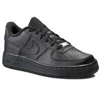 "Women's Nike Air Force 1 '07 ""Triple Black"" Sneaker Shoes Size 8.5"